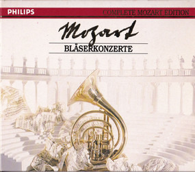 Wolfgang Amadeus Mozart - Bläserkonzerte