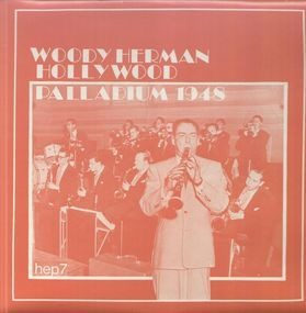 Woody Herman - Hollywood Palladium 1948