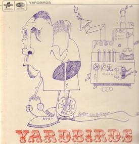 The Yardbirds - The Yardbirds (Roger The Engineer)