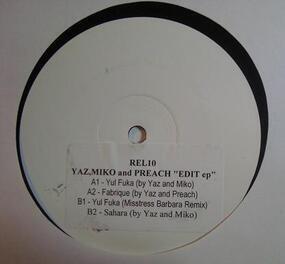 Yaz - Edit EP