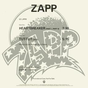 Zapp - Heartbreaker (Part I, Part II)