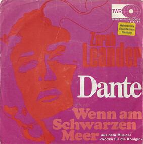 Zarah Leander - Dante