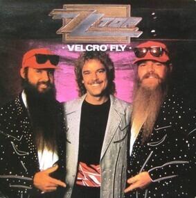 ZZ Top - Velcro Fly