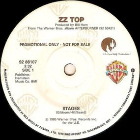 ZZ Top - Stages