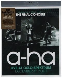 a-ha - Live At Oslo Spektrum, December 4th 2010