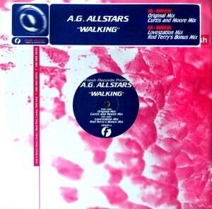 The A.G. Allstars - Walking