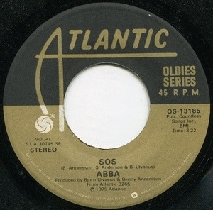 ABBA - SOS / Ring Ring