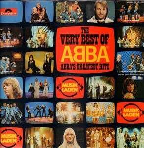 ABBA - The Very Best Of ABBA (ABBA's Greatest Hits)