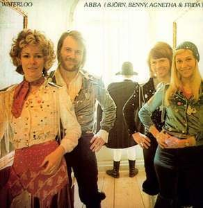 ABBA - Waterloo (vinyl)