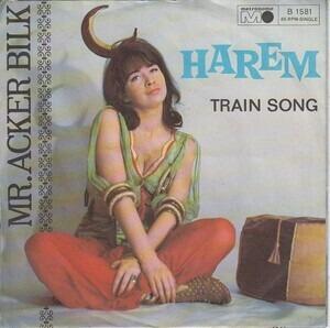 Acker Bilk And His Paramount Jazz Band - Harem / Train Song
