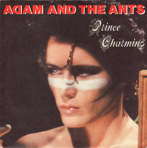 Adam Ant - Prince Charming / Christian D'Or