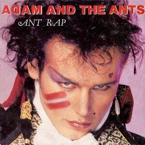 Adam Ant - Ant Rap