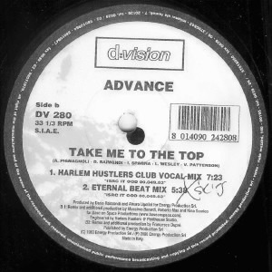 Advance - Take Me To The Top