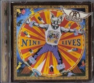 Aerosmith - Nine Lives