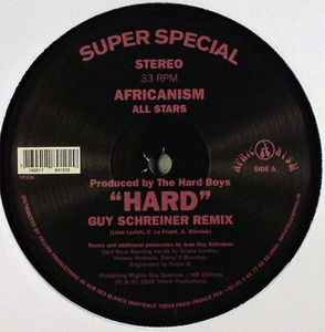 Africanism Allstars - Hard