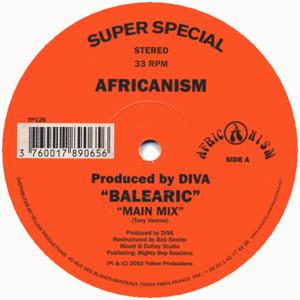 Africanism - Balearic