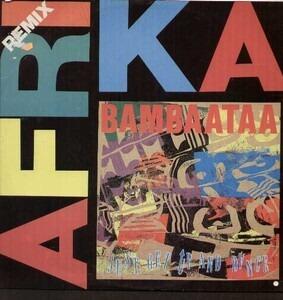 Afrika Bambaataa - Just Get Up And Dance