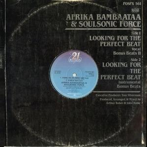 Afrika Bambaataa - Looking for the perfect Beat