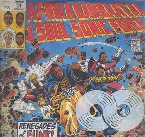 Afrika Bambaataa - Renegades Of Funk!