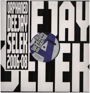Aphex Twin - Orphaned Deejay Selek (2006-08) (lp+mp3)