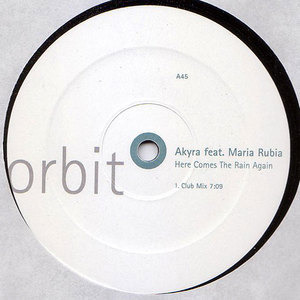 Akyra - Here Comes the Rain Again
