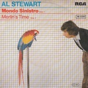 Al Stewart - Mondo Sinistro