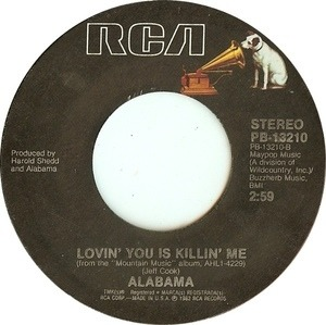 Alabama - Take Me Down