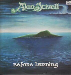 Alan Stivell - Before Landing ( Raok Dilestra )