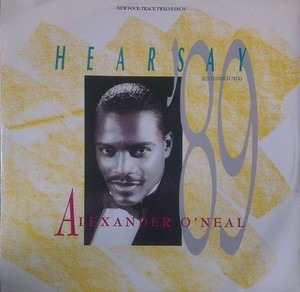 Alexander O'Neal - Hearsay '89