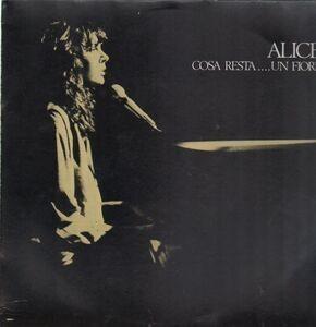 Alice - Cosa Resta...Un Fiore