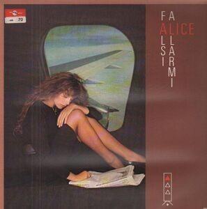Alice - Falsi Allarmi
