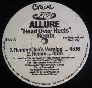 Allure - Head Over Heels (Remix)