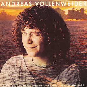Andreas Vollenweider - ... Behind The Gardens - Behind The Wall - Under The Tree ...