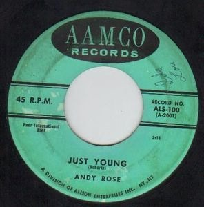 Andy Rose - Just Young