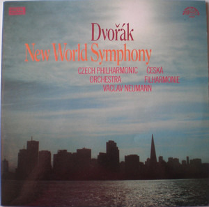 Antonin Dvorák - NEW WORLD SYMPHONY