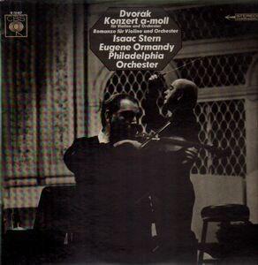 Antonin Dvorák - Konzert A-Moll Für Violine Und Orchester, Romanze Für Violine Und Orchester