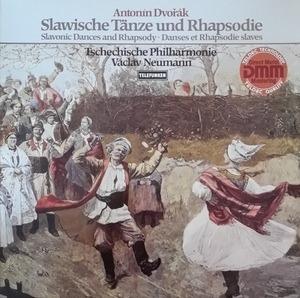 Antonin Dvorák - Slawische Tänze - Slavonic Dances: Nr. 1-8, Op.46 - Nr. 9-10, Op.72