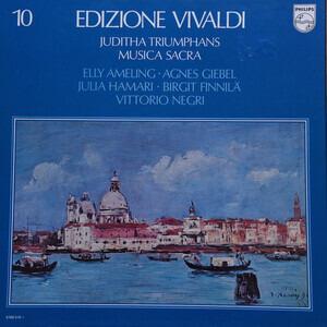 Antonio Vivaldi - Juditha Triumphans / Musica Sacra