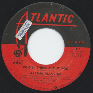 Aretha Franklin - When I Think About You