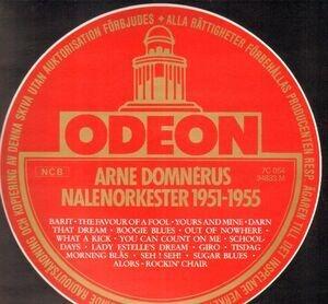 Arne Domnérus - Arne Domnérus Nalenorkester 1951-55