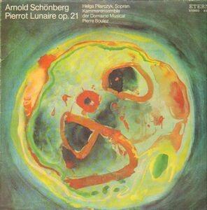 Arnold Schoenberg - Pierrot Lunaire op.21