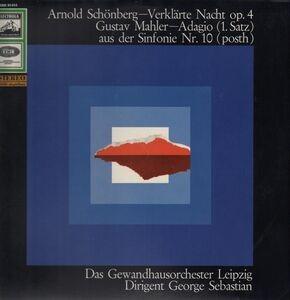 Arnold Schoenberg - Verklärte Nacht Op. 4 / Adagio (1. Satz) Aus Der Sinfonie Nr. 10 (Posth)