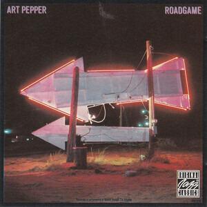 Art Pepper - Roadgame