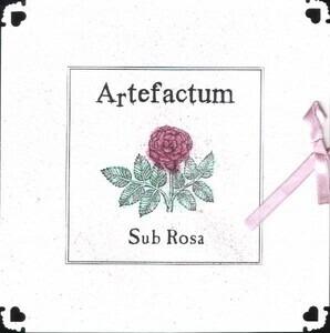 Artefactum - sub Rosa