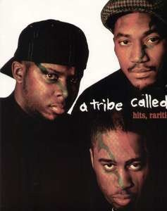 A Tribe Called Quest - HITS RARITIES & REMIXES
