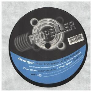 Avenger - For The Sake Of The Future