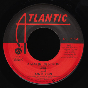 The Average White Band - A Star In The Ghetto / What Is Soul