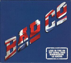Bad Company - Live In The UK 1st April 2010 Birmingham LG Arena