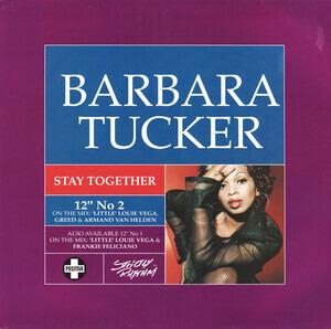 Barbara Tucker - Stay Together