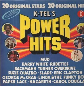 Barry White - Power Hits